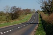 The Bridge End Road near Ballycarry