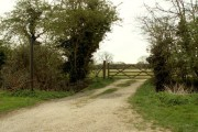 Footpath from Panfield to Bocking