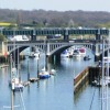 Looking up the Hamble