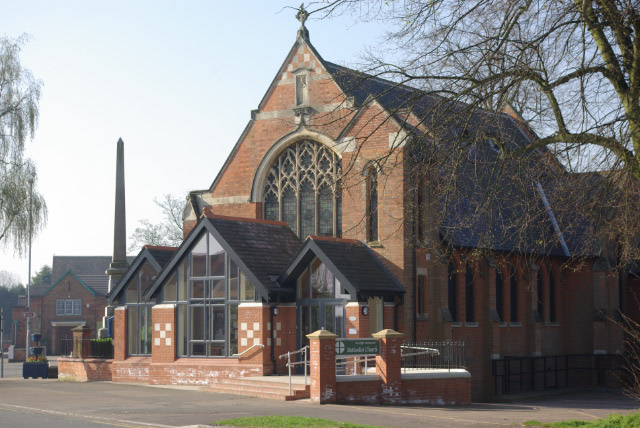Wycliffe Memorial Methodist Church, Lutterworth