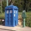 Police Public Call Box, Crich Tramway village
