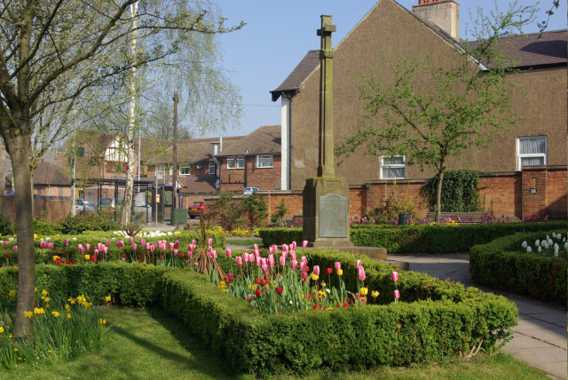Memorial Garden, Lutterworth