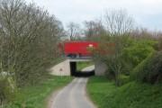 A19 Bridge near Borrowby.