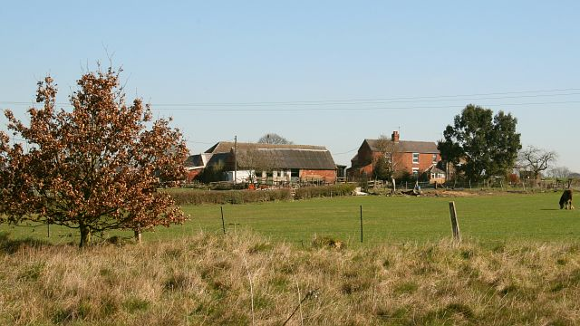 Padleywood Farm