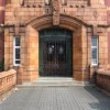 Front Entrance to John Summers' Building