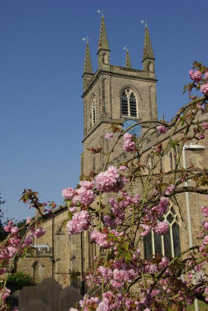 Lutterworth Church