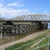 Hawarden Bridge over the River Dee