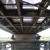 Underneath Hawarden Bridge