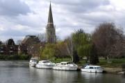 Thames at  Abingdon
