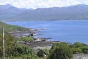 Knock Castle, Sleat, Skye
