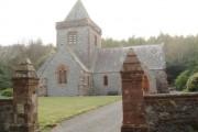 Southwick Parish Church at Caulkerbush
