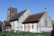 Ashbocking church