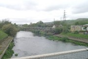 River Taff, Upper Boat, Treforest