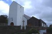 St Illtud Church, Upper Church Village