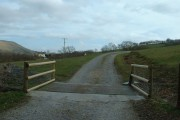 Farmland near Abbey-cwm-hir