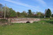 Bridge over Coddington Brook