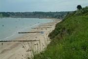 Beach and Groynes, Swanage