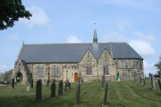 St Matthew's Church, Newbottle.