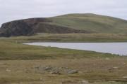 Ruff Loch, West Burra