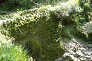 Stone bridge, Dhoon glen, Isle of Man
