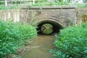 bridge over brook