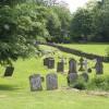 Churchyard, St Mary's, Garsington