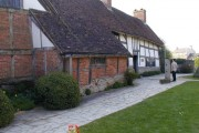 Part of the Shakespeare Birthplace Trust properties at Wilmcote