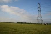 Saxilby farmland