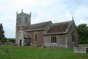 St Mary's Church Almer