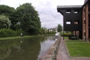 The Bridgewater Canal at Preston Brook