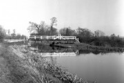 Seend Park Swing Bridge I, Kennet and Avon Canal