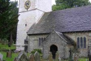St Cattwg's church, Gelligaer