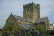 St Cadfan's Church, Tywyn