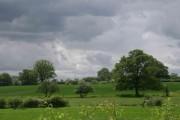 Farmland near Ranton