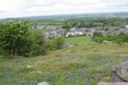 Lower Rachub from Tyn y ffridd Quarry