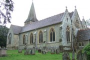 St Mary the Virgin Church, Bramshott