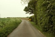 The road to Rouses Farm