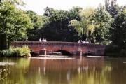Tykes Water bridge