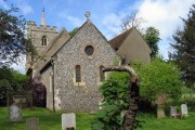 St Mary & St Thomas, Knebworth, Herts