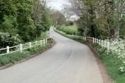 Bridge outside Horley