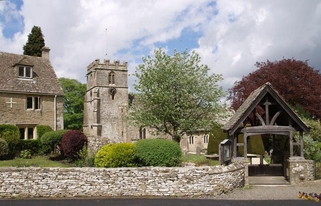 St Andrew's Church, Miserden