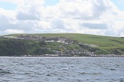 Gardenstown from the Sea