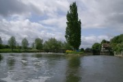 Northmoor Lock and Weir