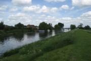 Bridge over Great Ouse at Littleport