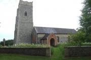 Benacre Church
