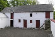 Farm Building at Park