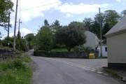 Broadlay, near Ferryside - site of early YHA hostel.