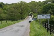 Horsebridge from the Cornish Side