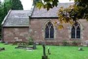 The Church of  St. Andrew at  Ryton