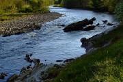 The River Carron